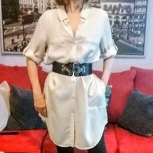 Cloth & stone shirt dress